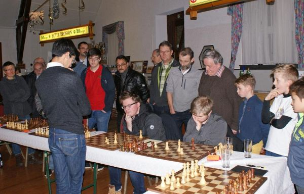 Simultan Anish Giri